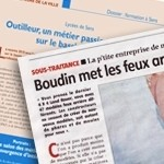 Press review Boudin SAS